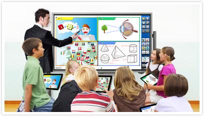 Le tableau blanc interactif comme aide technologique favorisant l'apprentissage des élèves ayant des TA